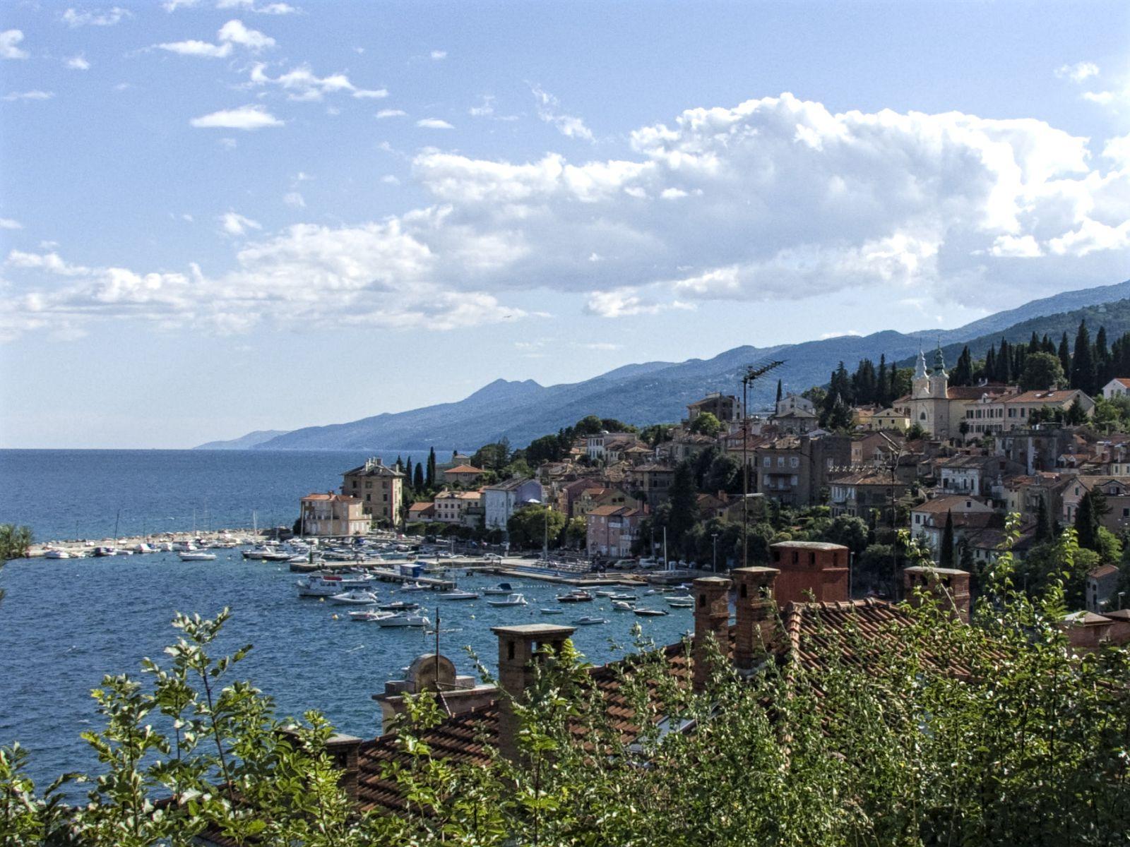 Wandering across Croatia
