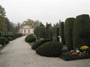 Varazdin cemetery