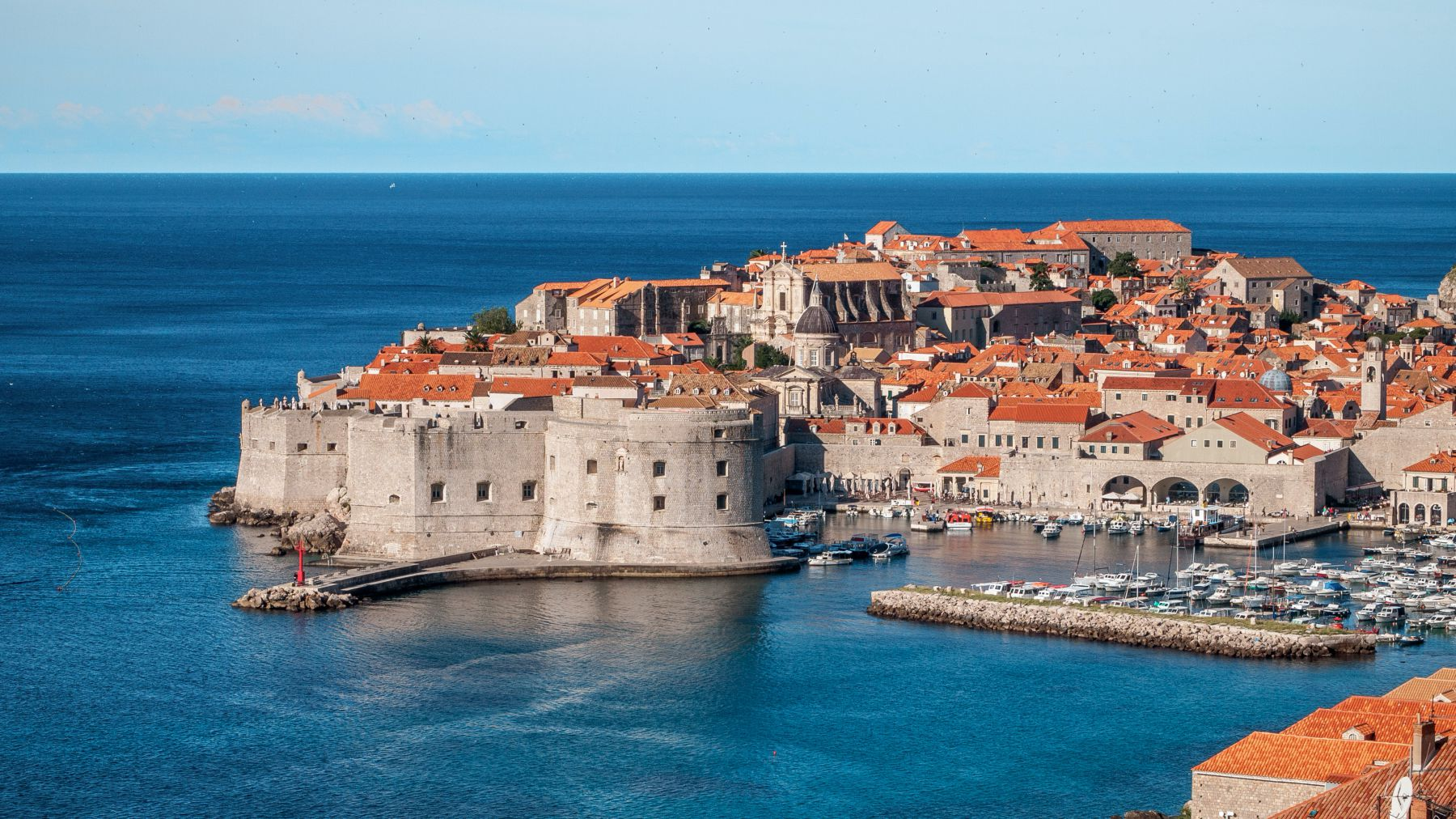 Dubrovnik, Croatia, Photo by Ivan Ivankovic on Unsplash