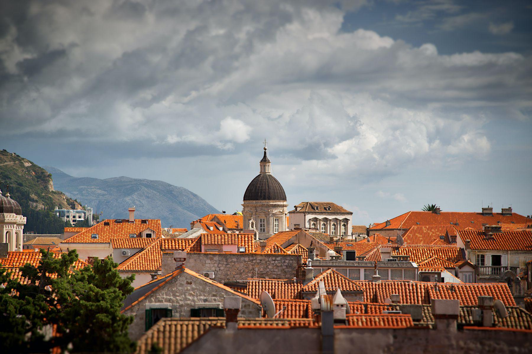 Dubrovnik, Croatia, photo by Jonathan Smith.Unsplash