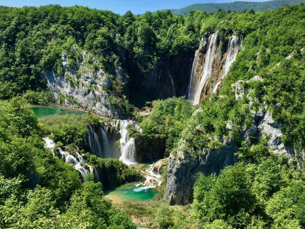 Plitvice Lakes, NP, Croatia, Photo by Agnieszka Mordaunt on Unsplash