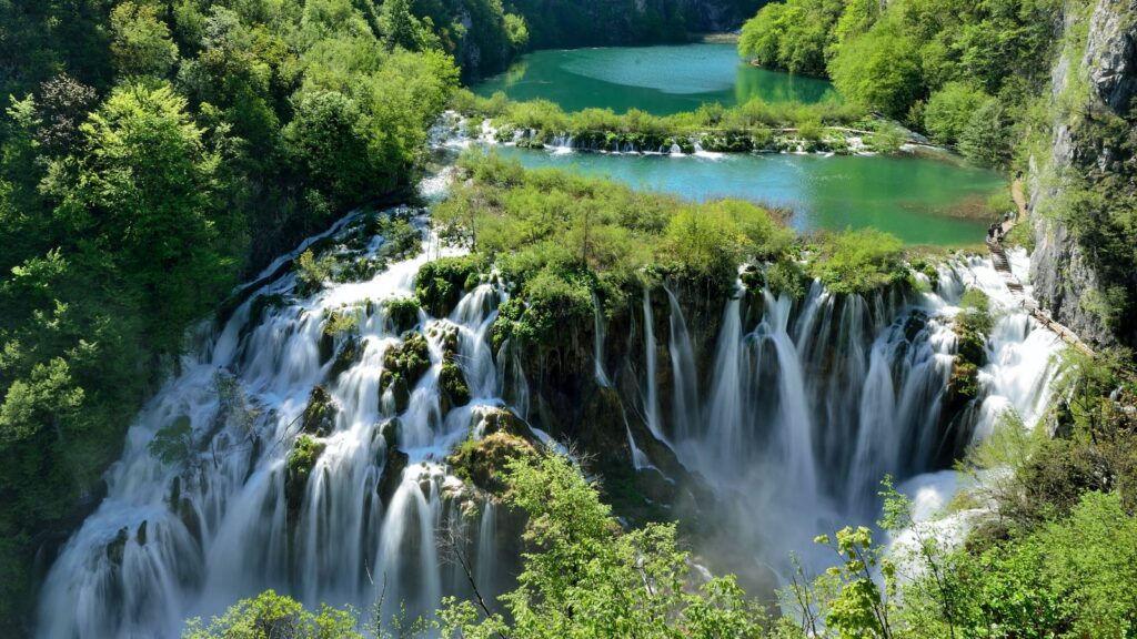Sastavci, Plitvice lakes, Croatia Photo credit by NP Plitvice lakes