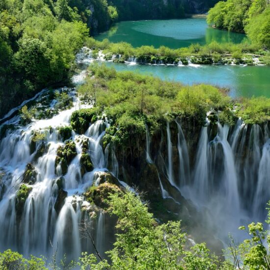 Sastavci, Plitvice lakes, Croatia Photo credit by NP Plitvice lakes