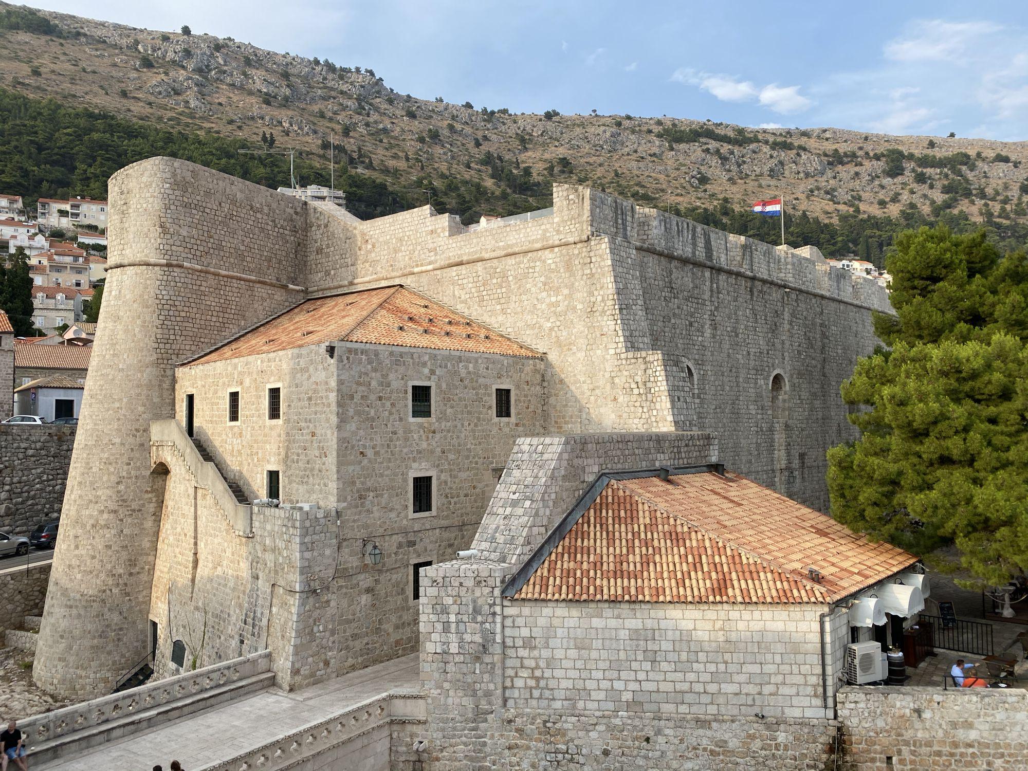 Minčeta fortress, Dubrovnik, Croatia, photo by K2 & Croatian Attractions