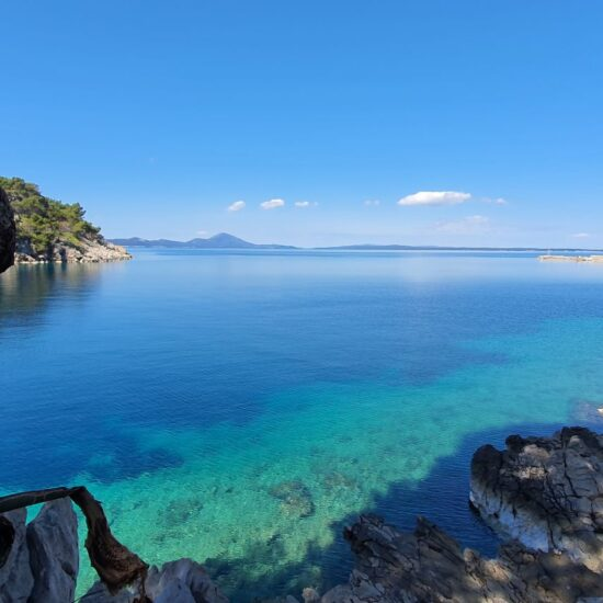 Rovenska bay, Veli Lošinj, Croatia, photo by Andreja Pruša Horvatić