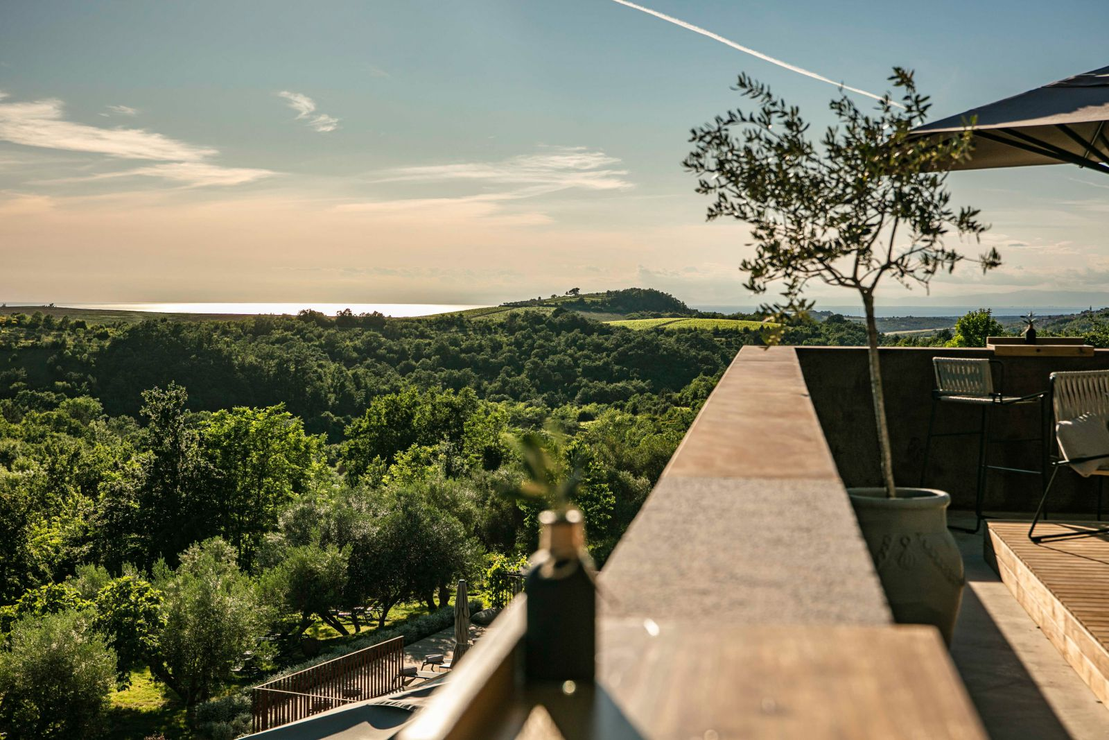 San Canzaian village & hotel, Istria, Croatia, photo credit by San Canzian