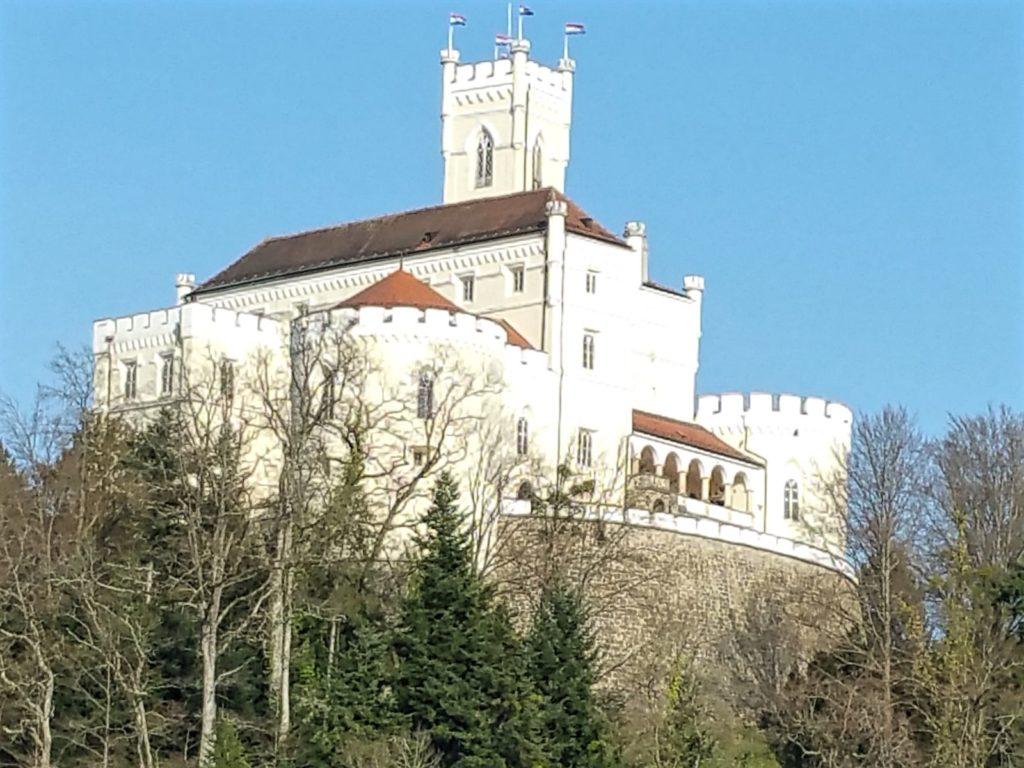 Trakošćan Castle, Hrvatsko Zagorje