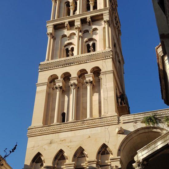 St. Domnius Cathedral, Split, Croatia, photo by croatia2go.com