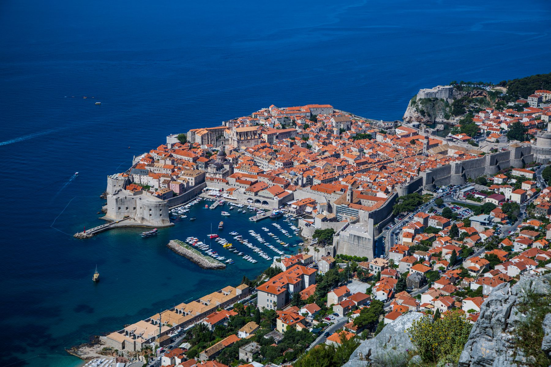 Dubrovnik, Croatia, photo by Ivan Vuković Vuka