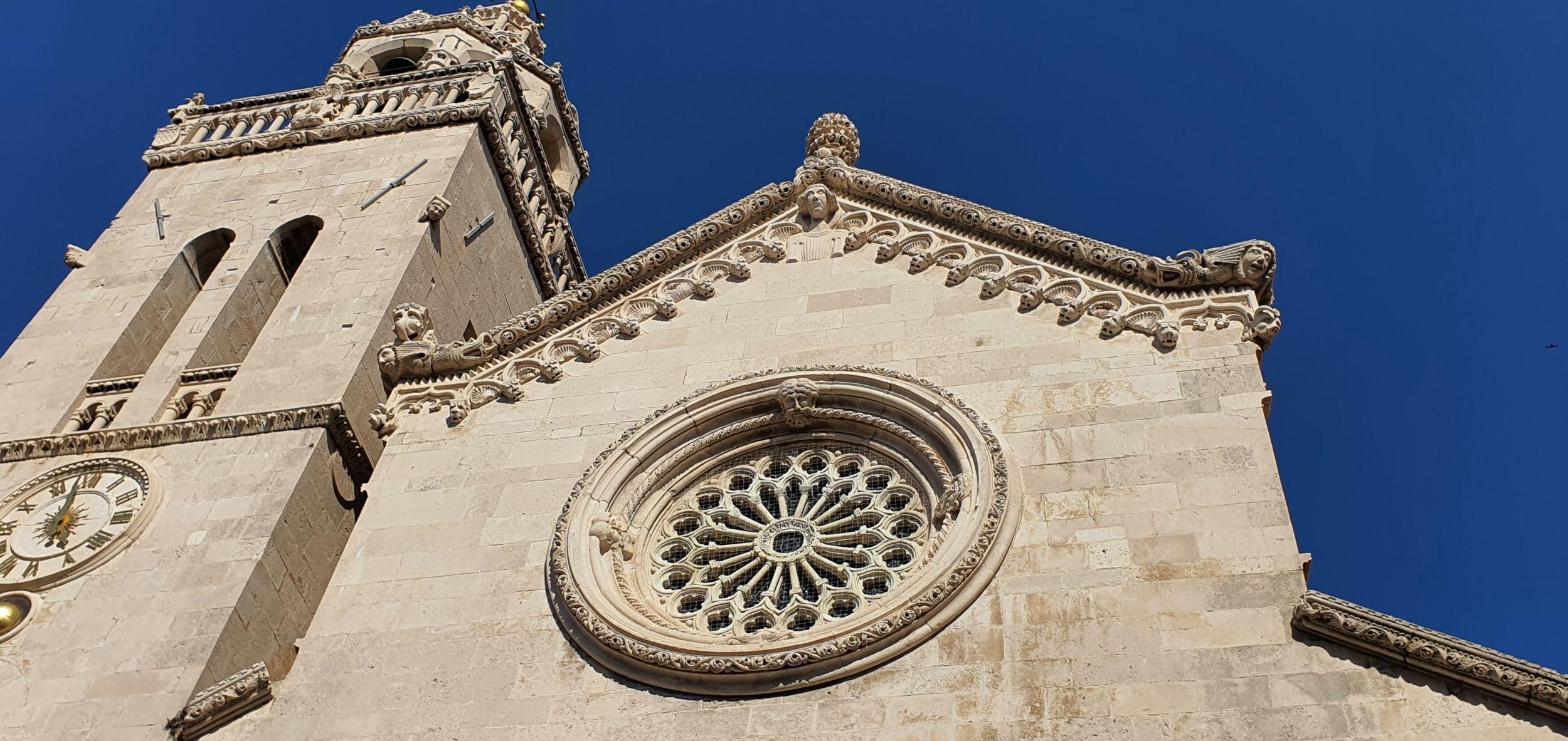 Korčula cathedral of Saint Mark, Korčula, Croatia, photo by croatia2go.com