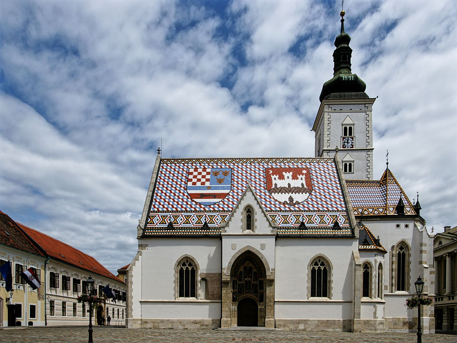 St-Marks-Church-Zagreb