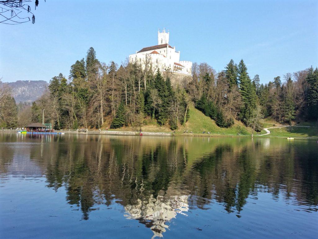 Trakošćan castle