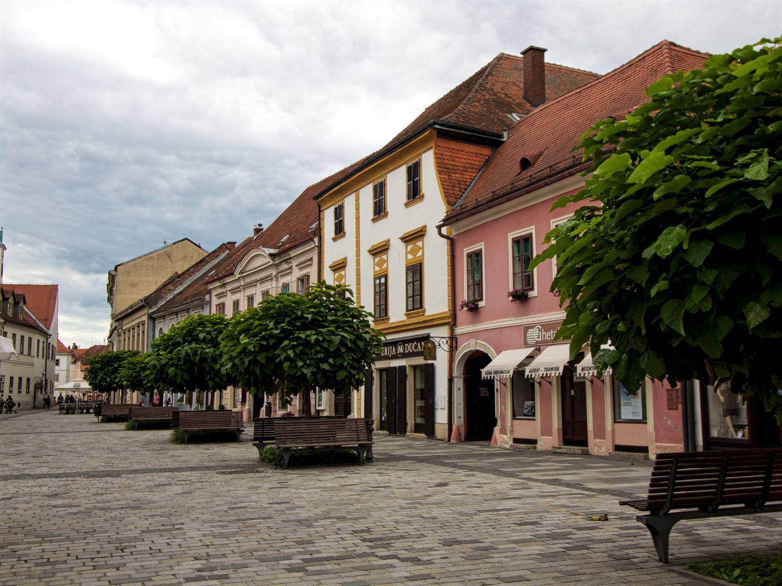 Varaždin-Ljudevit-Gaj-Street